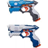 Игрушечное оружие ABC Canhui Toys Набор лазерного оружия Laser Guns CSTAR-23 (2 пистолета) (BB8823A). 47736