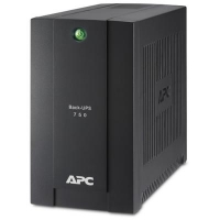 Источник бесперебойного питания APC Back-UPS 750VA (BC750-RS). 46622