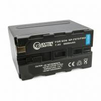 Аккумулятор к фото/видео Extradigital Sony NP-F970 (BDS2652). 44587