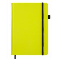 Блокнот Buromax деловой Bright A5 черную бумагу без линования 96 листов обло (BM.295401-08). 48474