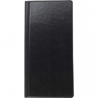 Визитница Buromax 96 cards, black, vinyl (BM.3521-01). 47173