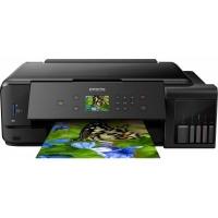 Многофункциональное устройство Epson L7180 Фабрика печати c WI-FI (C11CG16404). 43196
