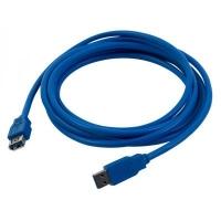 Дата кабель Patron USB 3.0 AM/AF 3.0m (CAB-PN-AMAF3.0-3M). 44313