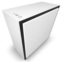 Корпус NZXT H710 White/Black (CA-H710B-W1). 42888