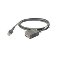 Интерфейсный кабель Symbol/Zebra RS232, 7ft , DB-9F (CBA-R01-S07PAR). 47662