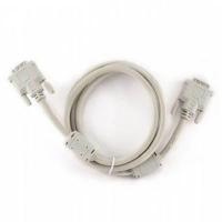 Кабель мультимедийный DVI to DVI 24+1pin, 1.8m Cablexpert (CC-DVI2-6C). 47301