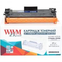 Картридж WWM HP LJ M15/16/17, MFP M28/29/30/CF244A Black (CF244A-WWM). 43603