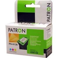 Картридж Patron для HP PN-H136 COLOUR (C9361HE) (CI-HP-C9361HE-C-PN). 43759