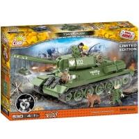Конструктор Cobi Четыре танкиста и собака, 530 деталей (COBI-2486A). 47901