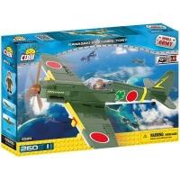 Конструктор Cobi Вторая Мировая Война Самолет Кавасаки KI-61-II Тони, 260 де (COBI-5520). 47899