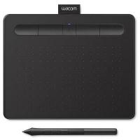 Графический планшет Wacom Intuos S Bluetooth black (CTL-4100WLK-N). 42174