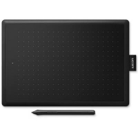 Графический планшет Wacom One by Medium Black (CTL-672-N). 42175