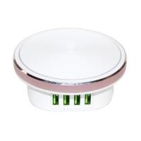 Зарядное устройство Colorway 4*USB 4.4А + LED лампа 310 Lm (CW-CHL44A). 44932