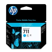 Картридж HP DJ No.711 DesignJet 120/520 3-Pack Cyan (CZ134A). 43728