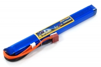 Аккумулятор полимерно-литиевый для страйкбола Giant Power (Dinogy) Li-Pol 11.1V 3S 1300mAh 25C 18х17х190мм T-Plug 29830