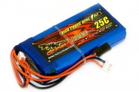 Аккумулятор полимерно-литиевый Dinogy Li-Pol 2800mAh 7.4V 2S 18x45x96 для FrSky Taranis Q X7 29772