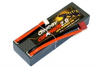 Аккумулятор полимерно-литиевый Dinogy G2.0 Li-Pol 3700mAh 11.1V 3S 70C Hardcase 25x46x138мм T-Plug 29752