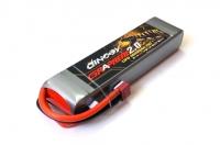 Аккумулятор полимерно-литиевый Dinogy G2.0 Li-Pol 5000mAh 11.1V 3S 70C 29x48x165мм T-Plug 29754