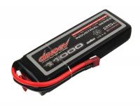 Аккумулятор Dinogy Li-Pol 11000mAh 14.8V 4S 25C 190х59х38мм T-Plug. 30282