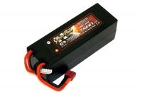Аккумулятор полимерно-литиевый Giant Power (Dinogy) G2.0 Li-Pol 7500mAh 14.8V 4S 100C Hardcase 48x46x139 T-Plug 29808