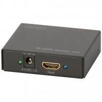 Сплиттер DIGITUS HDMI Splitter (In*1 Out*2) 4K (DS-46304). 41713