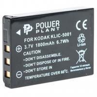 Аккумулятор к фото/видео PowerPlant Kodak KLIC-5001, DB-L50 (DV00DV1151). 44598