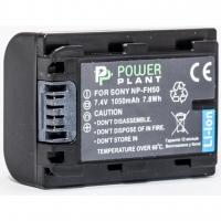 Аккумулятор к фото/видео PowerPlant Sony NP-FH50 (DV00DV1208). 44612