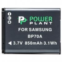 Аккумулятор к фото/видео PowerPlant Samsung BP70A (DV00DV1261). 44608