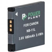 Аккумулятор к фото/видео PowerPlant Canon NB-11L (DV00DV1303). 44592