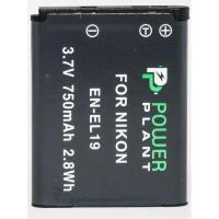 Аккумулятор к фото/видео PowerPlant Nikon EN-EL19 (DV00DV1305). 44601