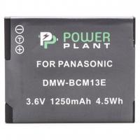 Аккумулятор к фото/видео PowerPlant Panasonic DMW-BCM13E (DV00DV1381). 44603