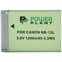 Аккумулятор к фото/видео PowerPlant Canon NB-13L (DV00DV1403). 44593
