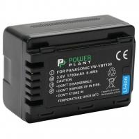Аккумулятор к фото/видео PowerPlant Panasonic VW-VBT190 (DV00DV1412). 44607