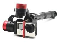 Стедикам DYS Marcia Pro ручной 3-осевой для камер GoPro/SJCam. 30501