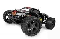 Машинка на радиоуправлении вездеход джип модель Монстр 1:18 Himoto Mastadon E18MT Brushed (черный) 29645