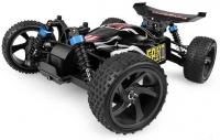Машинка на радиоуправлении вездеход модель Багги 1:18 Himoto Spino E18XBL Brushless (черный) 29669