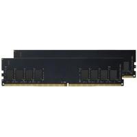Модуль памяти для компьютера DDR4 16GB (2x8GB) 2666 MHz eXceleram (E416266AD). 48190