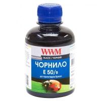 Чернила WWM Epson Stylus Photo R200/R340/RX620 1000г Black Water-soluble (E50/B-4). 44030