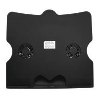 "Подставка для ноутбука Esperanza Pampero Notebook Cooling Pad to size 17"" (EA103). 41849"