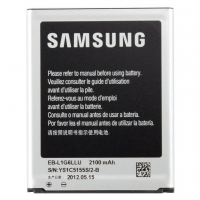 Аккумуляторная батарея для телефона Samsung for I9300 Galaxy S3 (EB-L1G6LLU / 23860). 44914