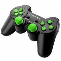 Геймпад Esperanza Trooper PS3/PC Green (EG107G). 44132