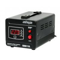Стабилизатор EnerGenie EG-AVR-D1000-01, 600Вт (EG-AVR-D1000-01). 46383