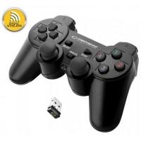 Геймпад Esperanza Gladiator PC/PS3 Black (EGG108K). 44129
