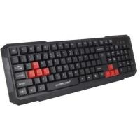 Клавиатура Esperanza EGK102 Red USB (EGK102RUA). 42558