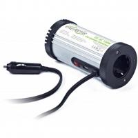 Автомобильный инвертор EnerGenie 12V/220V 150 Вт (EG-PWC-031). 41742