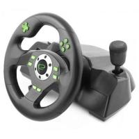 Руль Esperanza PC/PS3 Black-Green (EGW101). 47156
