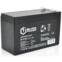 Батарея к ИБП Europower 12В 7.2 Ач (EP12-7.2F2). 46561