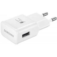 Зарядное устройство Samsung 2A + Type-C Cable (Fast Charging) White (EP-TA20EWECGRU). 44949