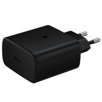 Зарядное устройство Samsung EP-TA845XBEGRU 45W SFC2.0 Type-C (Black) (EP-TA845XBEGRU). 44951