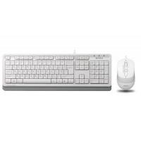 Комплект A4Tech F1010 White. 42604